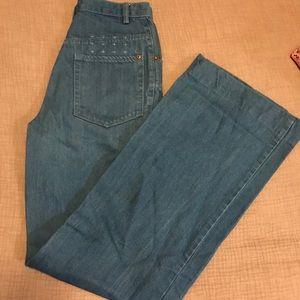 Ksubi (Tsubi) High-Wasted Trousers